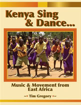 Cover image of Kenya Sing & Dance multimedia package